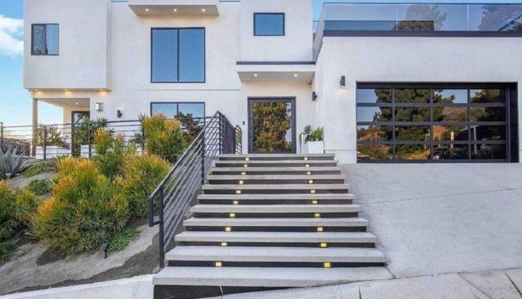 Hollywood California Mansion